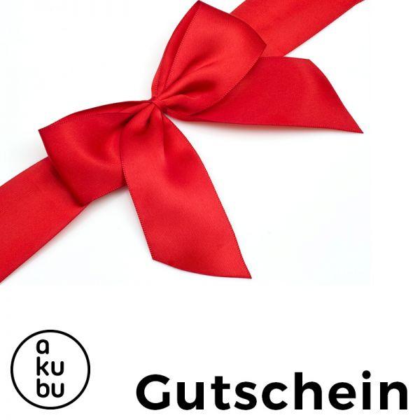 Akubu Gutschein 25
