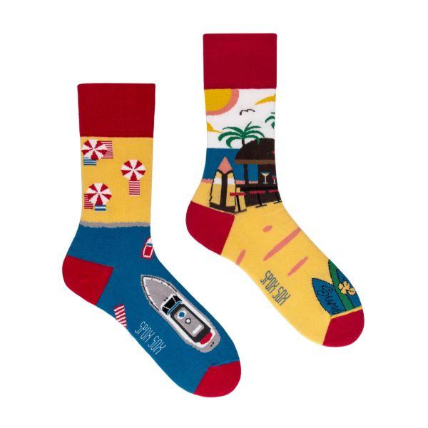 Spox Sox Socken Strandferien