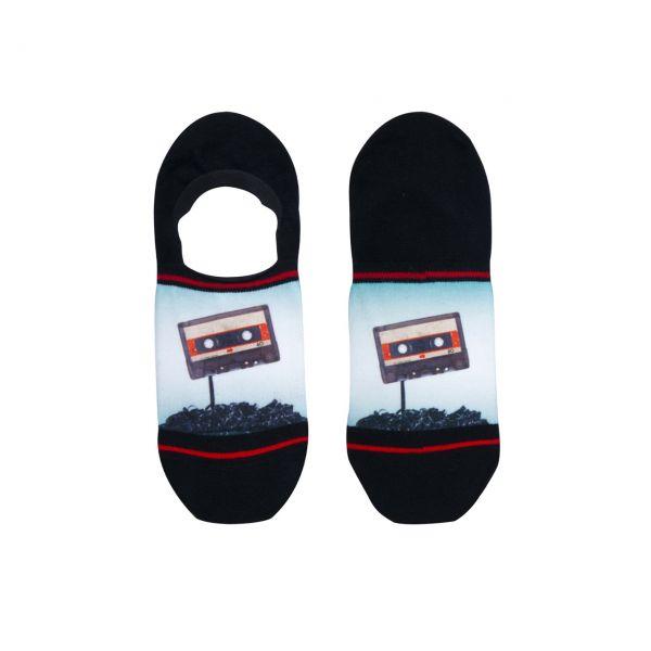 XPOOOS Socken Casette low