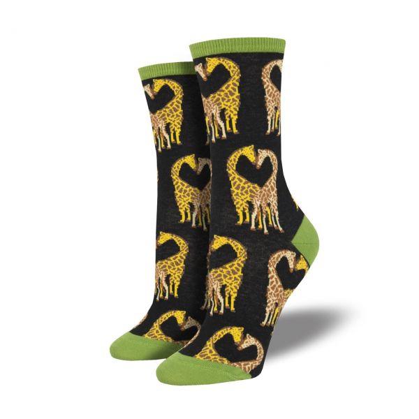 Socksmith Socken Giraffenliebe