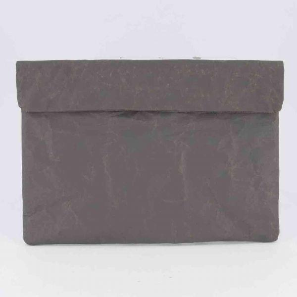 "Wren Design Hülle MacBook 13"" grau front"