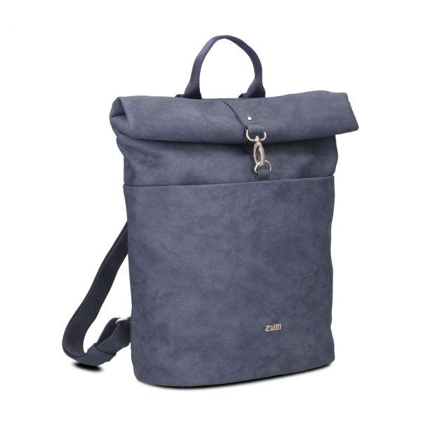 ZWEI Rucksack Mademoiselle MR180 nubuk blau