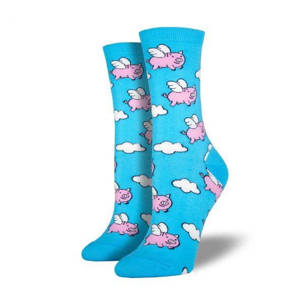 Socksmith Socken fliegende Schweine