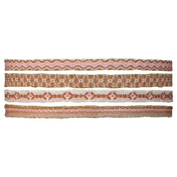 LeJu Armband MT40 4er-Set beige
