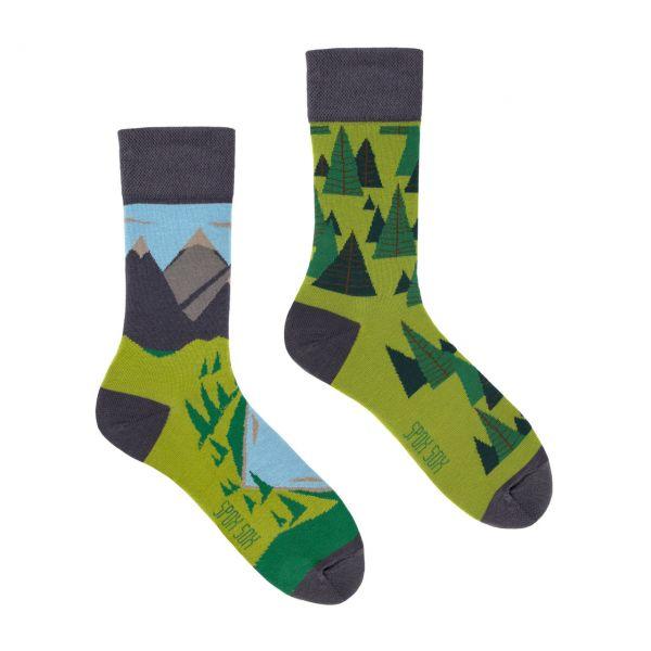 Spox Sox Socken Natur pur
