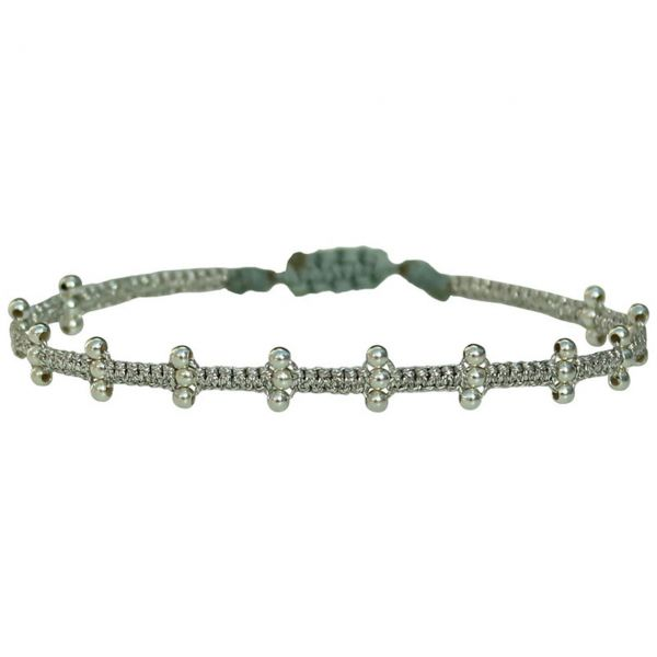 LeJu Armband BL Bars 03 silber