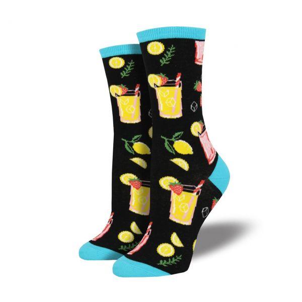 Socksmith Socken Cocktails schwarz