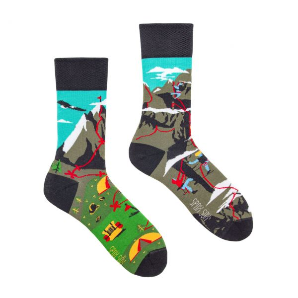 Spox Sox Socken Bergtour