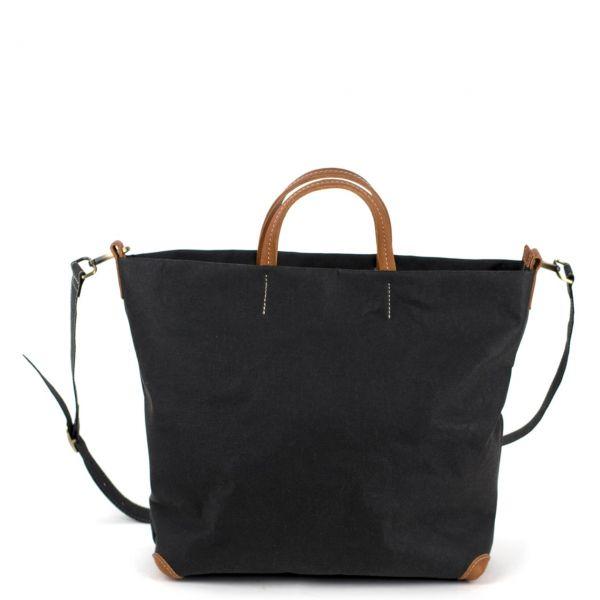 Uashmama Tasche Alle schwarz front