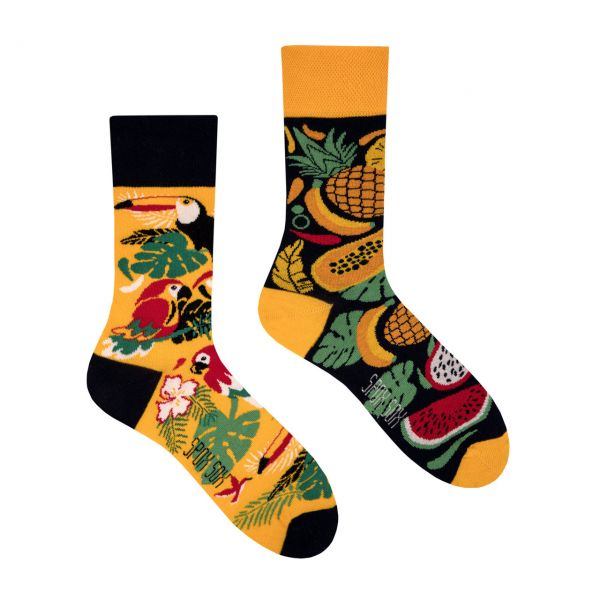 Spox Sox Socken Exotic