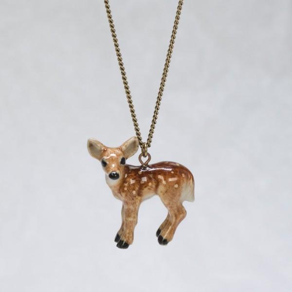Halskette Bambi von AndMary