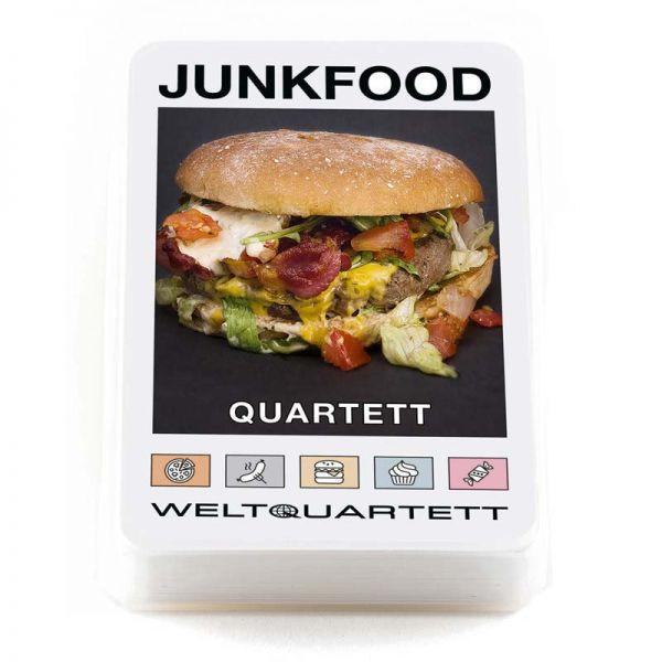 Quartett Junkfood front