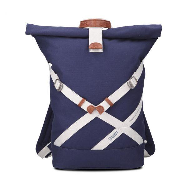 ZWEI Rucksack Yoga YR250 blau front