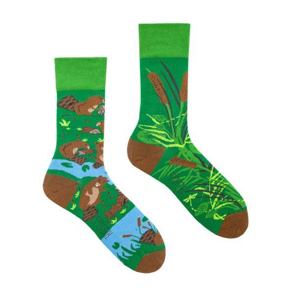 Spox Sox Socken Biber