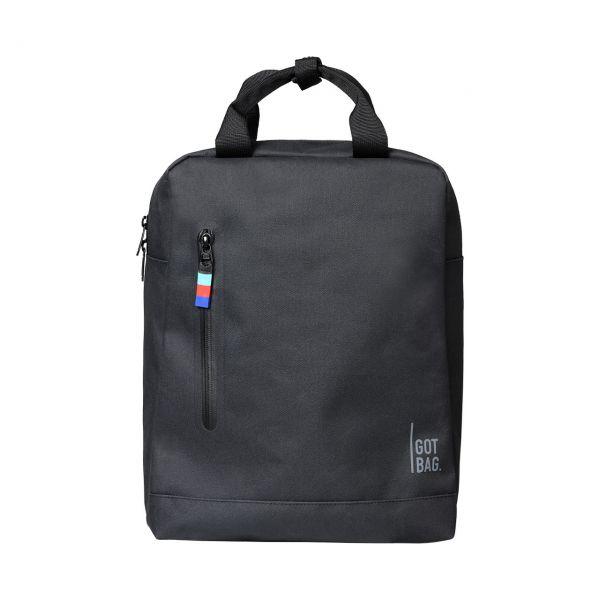GOT BAG DayPack schwarz front