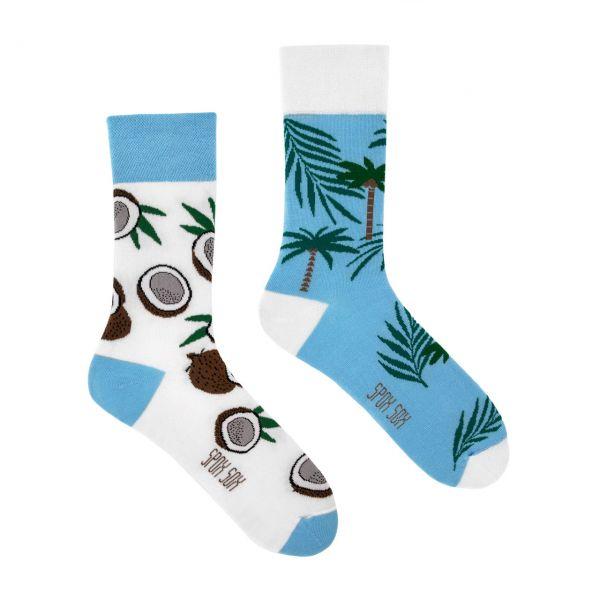 Spox Sox Socken Coconut
