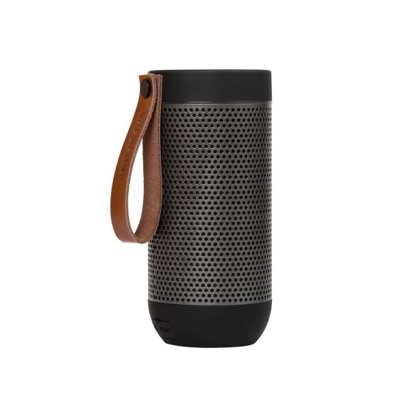 Kreafunk Bluetooth-Speaker aFunk black edition Seite