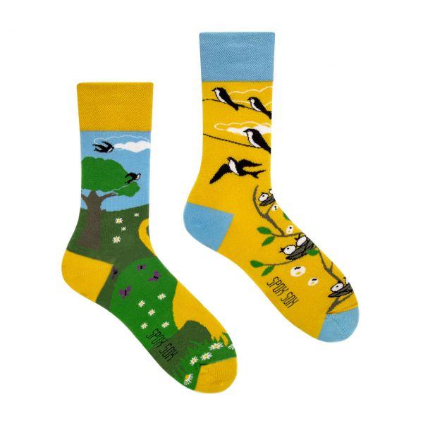 Spox Sox Socken Schwalben