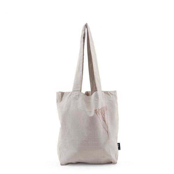 Tinne + Mia Shopper Eucalyptus front