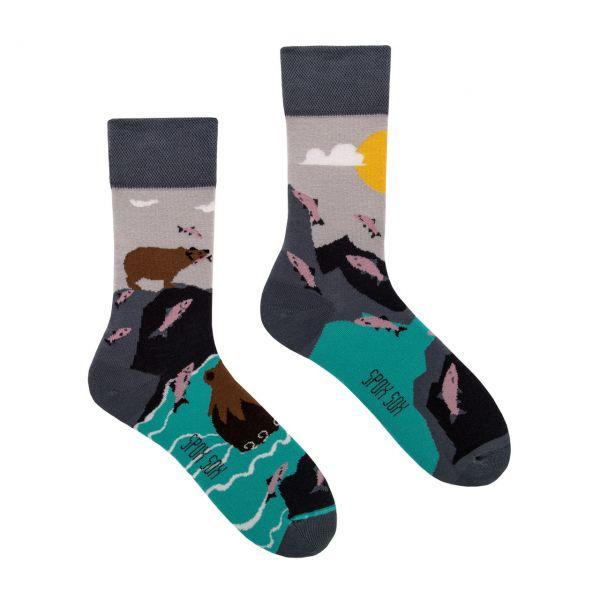 Spox Sox Socken Baeren