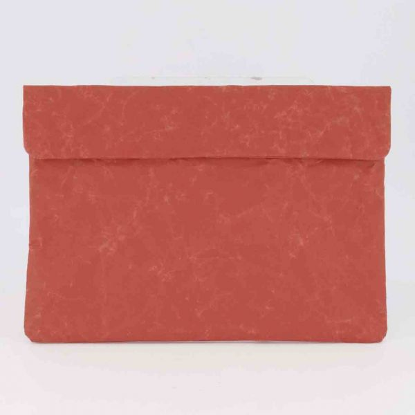 "Wren Design Hülle MacBook 15"" rot front"