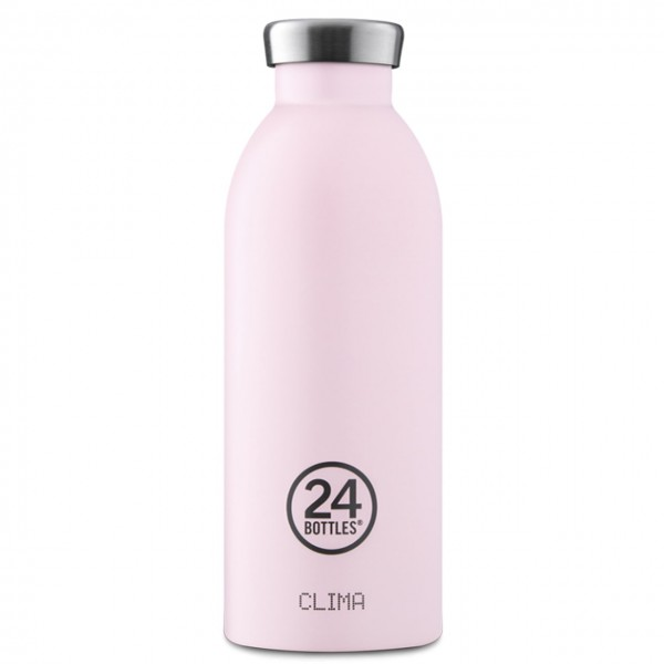 24bottles Clima 0,5l Candy Pink front