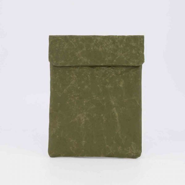Wren Design Tablet-Hülle grün front