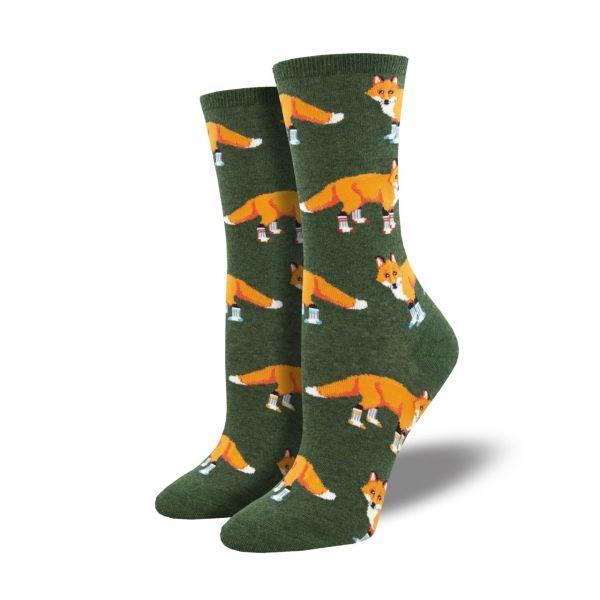 Socksmith Socken Fuchs mit Socken