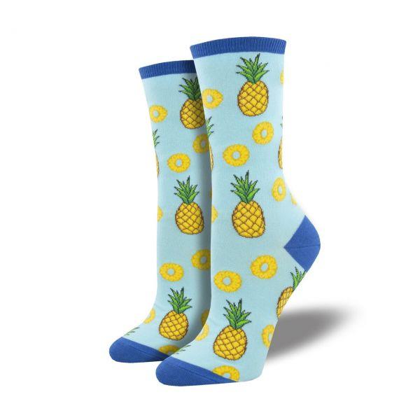 Socksmith Socken Ananas blau