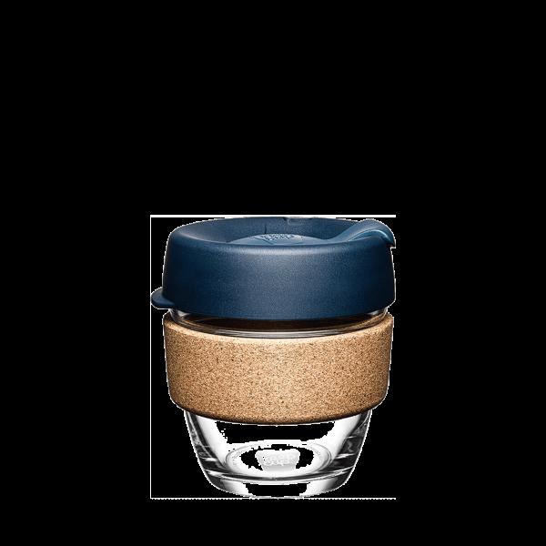 KeepCup Cork S blau