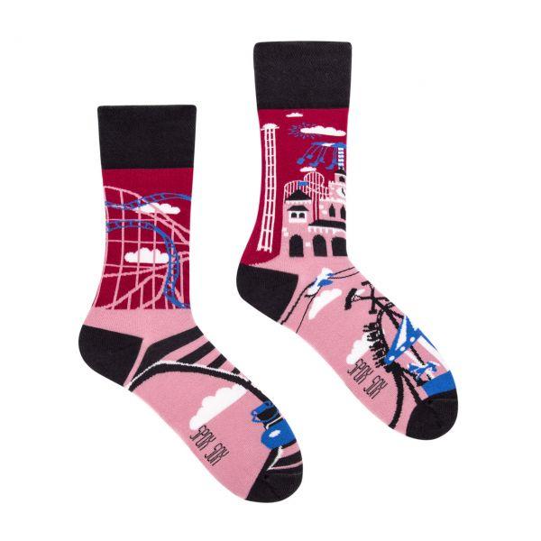 Spox Sox Socken Freizeitpark