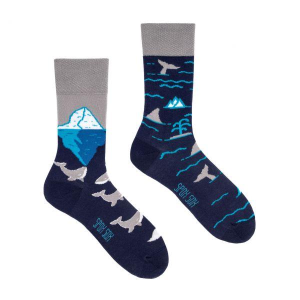 Spox Sox Socken Polarmeer