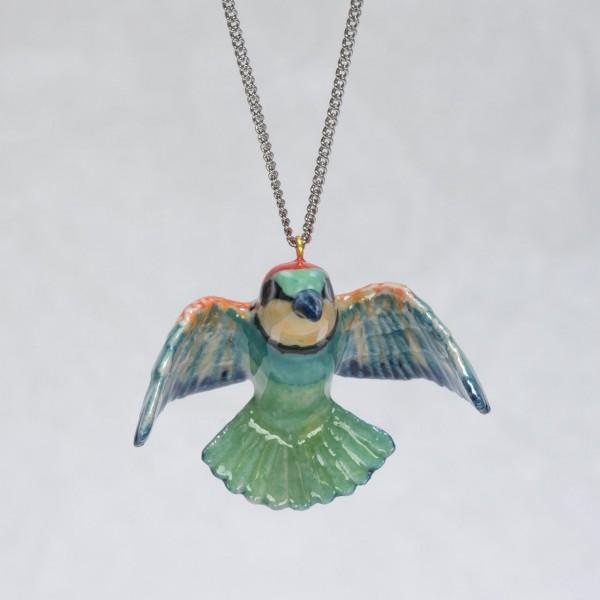 Halskette Bienenfresser von AndMary