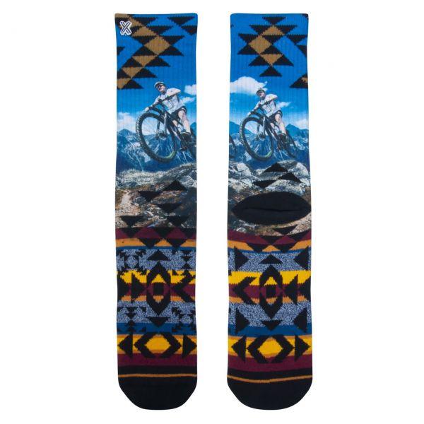 XPOOOS Socken MountainBike
