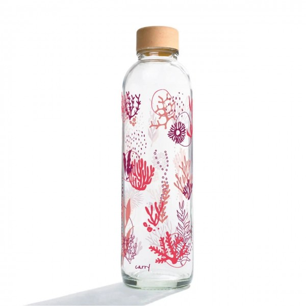 CARRY Flasche Coral Reef 0,7l