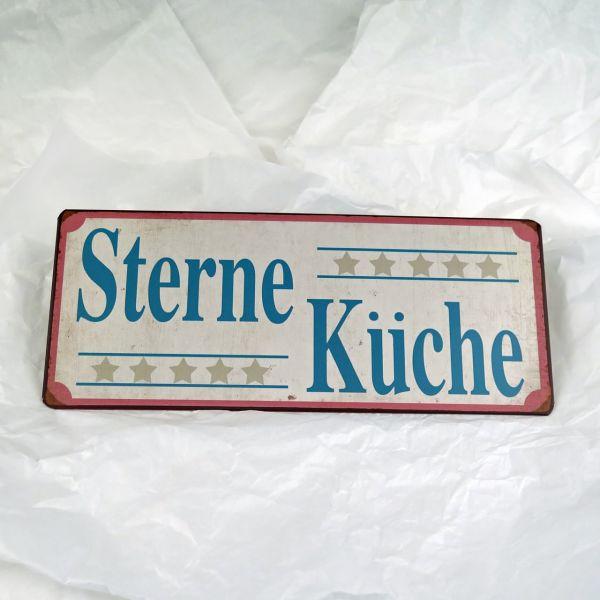 """Deko-Schild """"Sterneküche"""""""