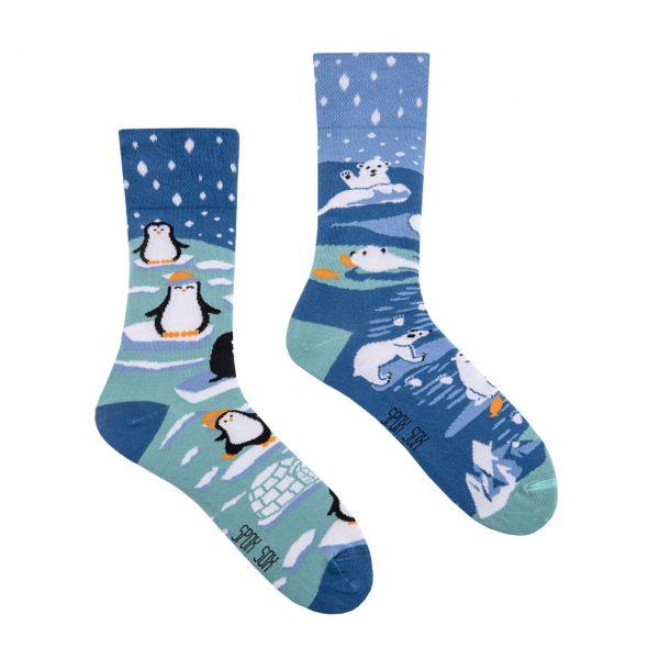 Spox Sox Socken Polartiere