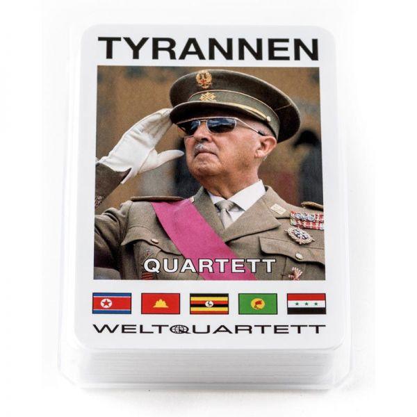 Quartett Tyrannen front