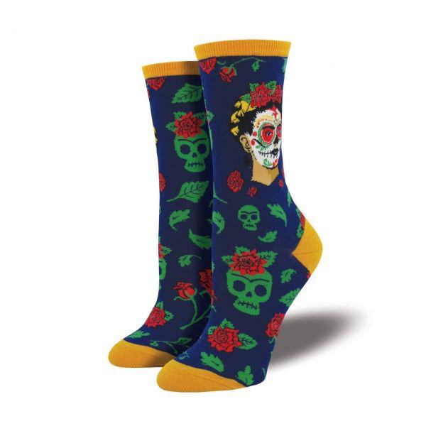 Socksmith Socken Frida blau