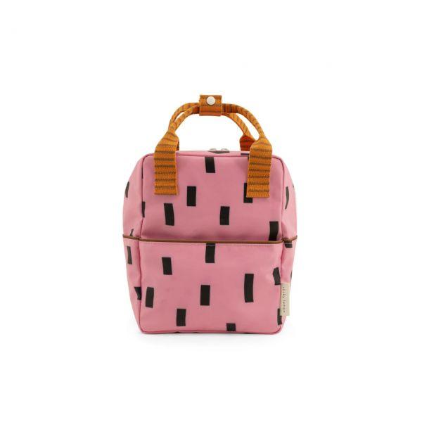 Sticky Lemon Kinder-Rucksack Sprinkles special pink front