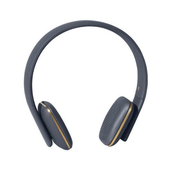 Kopfhörer aHead von Kreafunk, blau