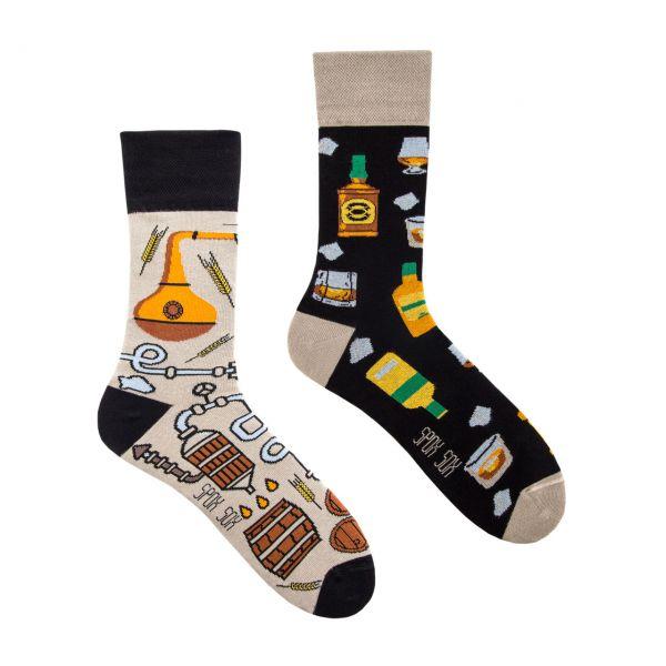 Spox Sox Socken Whisky
