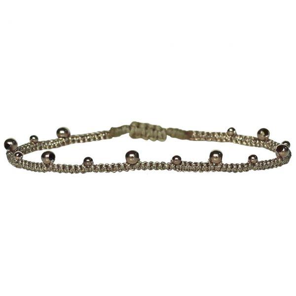 LeJu Armband BL Beads 02 rosagold