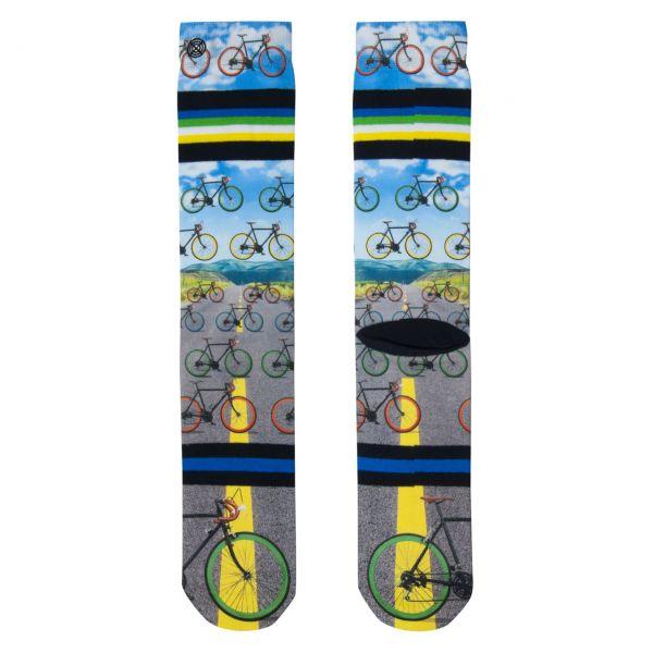XPOOOS Socken Bike