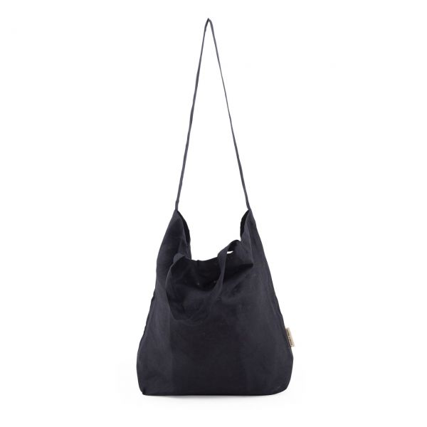 Monk & Anna Shopper Baya schwarz