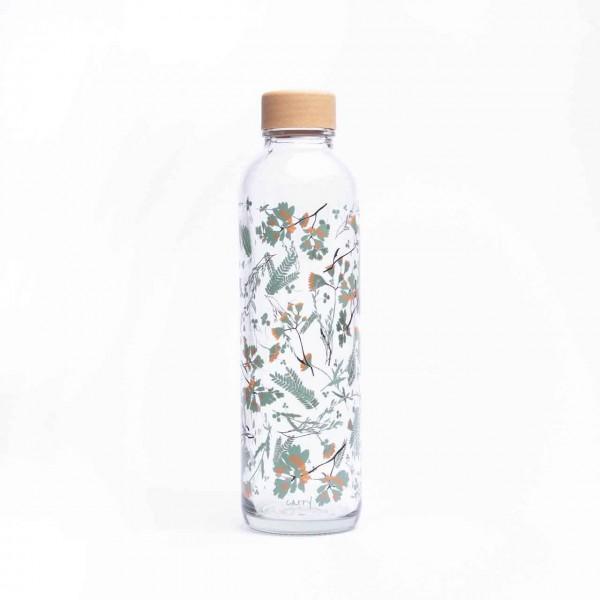 CARRY Flasche Flower Rain 0,7l front