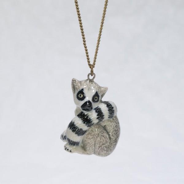 Halskette Lemur von AndMary