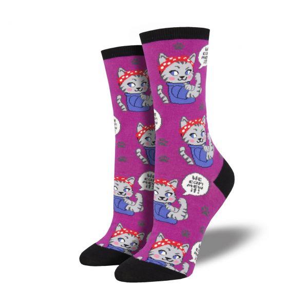 Socksmith Socken Rosie-Katze