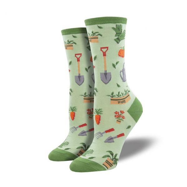 Socksmith Socken Gartenfreude gruen