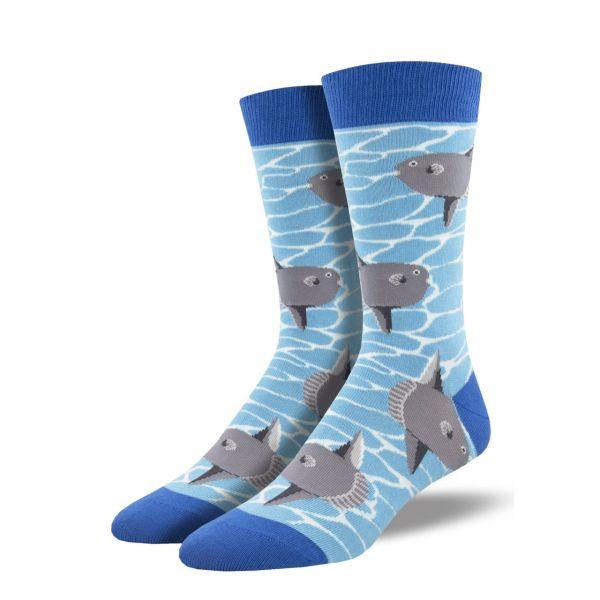 Socksmith Socken Mondfisch